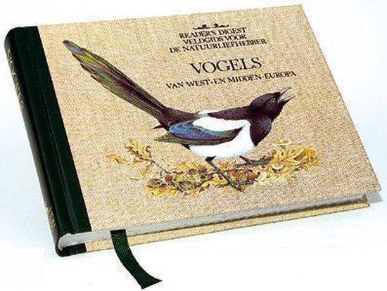 Vogels van West- en Midden-Europa - Veldgids voor de natuurliefhebber - Han Honders |
