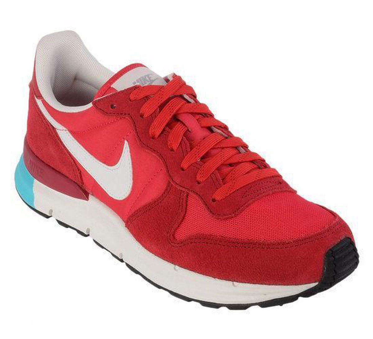 nike internationalist heren rood