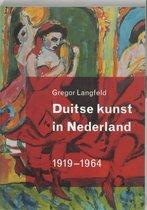 Duitse kunst in Nederland 1919-1964
