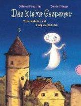 Boek cover Das kleine Gespenst. Tohuwabohu auf Burg Eulenstein van Otfried Preußler