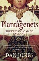 Boek cover Plantagenets van Dan Jones