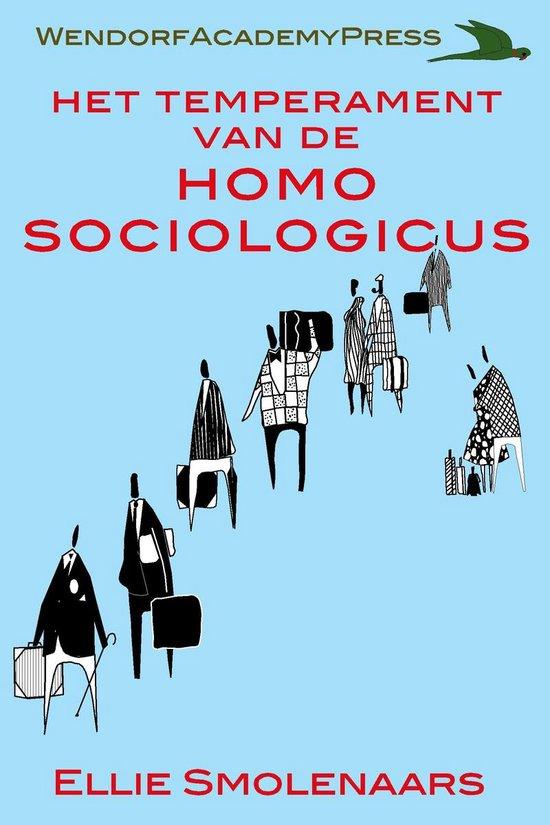 Social Sciences Vol. 1 - Het temperament van de Homo sociologicus - Ellie Smolenaars |