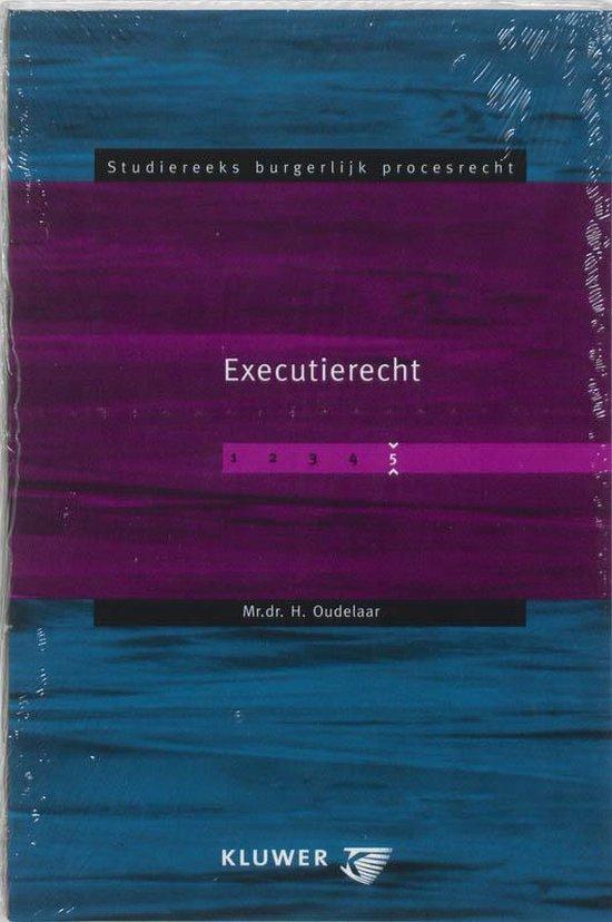 Executierecht - H. Oudelaar |