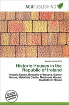 Historic Houses in the Republic of Ireland