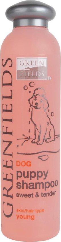 Greenfields - Puppy - Eerste shampoo - 250 ml