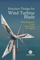 Structure Design for Wind Turbine Blade
