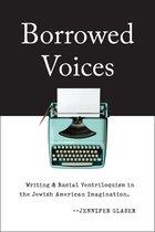 Boek cover Borrowed Voices van Jennifer Gläser