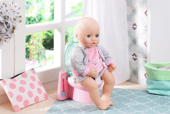 bol.com   Baby Annabell® Fancy Toilet