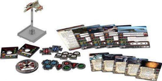 Thumbnail van een extra afbeelding van het spel Star Wars X-wing E-Wing Expansion Pack - Uitbreiding - Bordspel