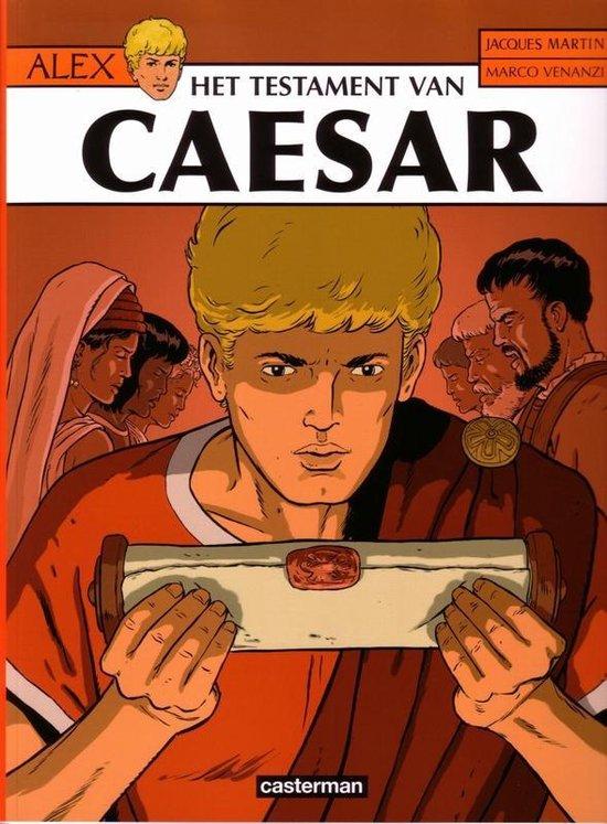 Alex 029 Het testament van Caesar - Jacques Martin pdf epub