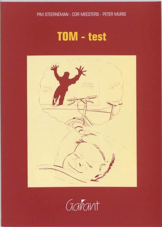 Cover van het boek 'TOM-test / druk 3'