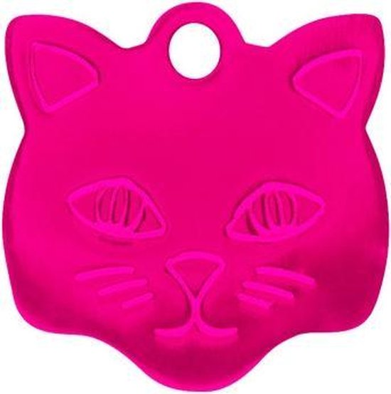 Kitty Kattenpenning Roze