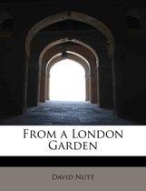 From a London Garden