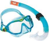 Aqua Lung Sport Reef DX + Snorkel - Snorkelset - Kids (vanaf 4 jaar) - Aqua
