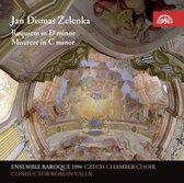 Zelenka: Requiem, Miserere / Valek, Ensemble Baroque 1994