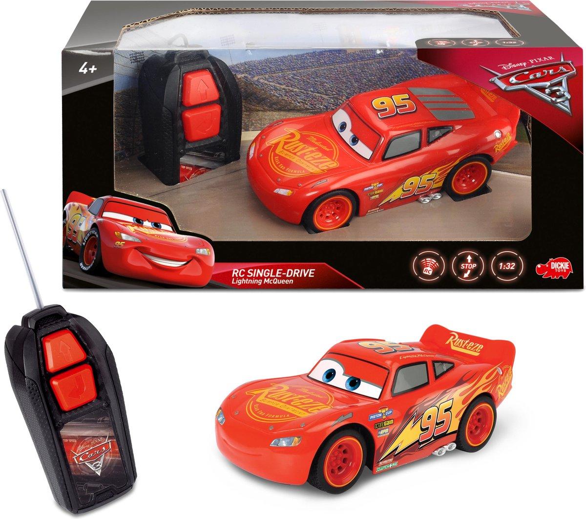 CARS 3 - RC Bliksem McQueen afstandsbestuurbare auto
