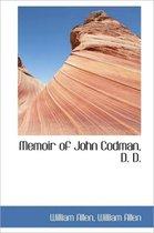 Memoir of John Codman, D. D.