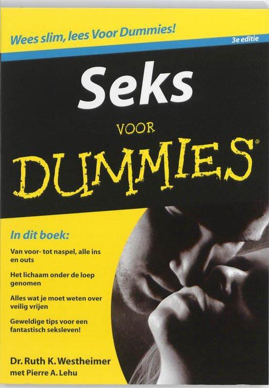 Voor Dummies - Seks voor Dummies - Ruth Westheimer | Fthsonline.com