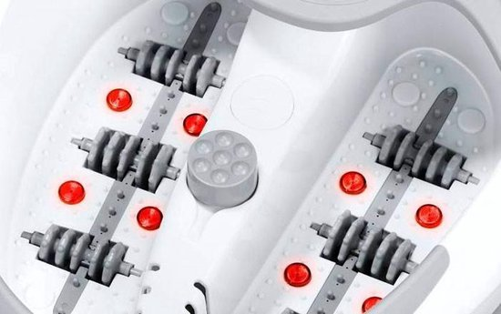 Beurer FB50 - Voetenbad - XXL - 3 pedicure opzetstukken - Verwarming