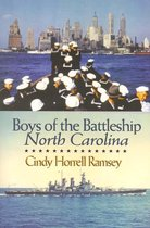 Boek cover Boys of the Battleship North Carolina van Cindy Horrell Ramsey