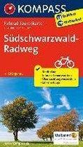 Kompass FK7055 Südschwarzwald-Radweg