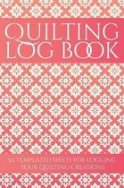 Quilting Log Book