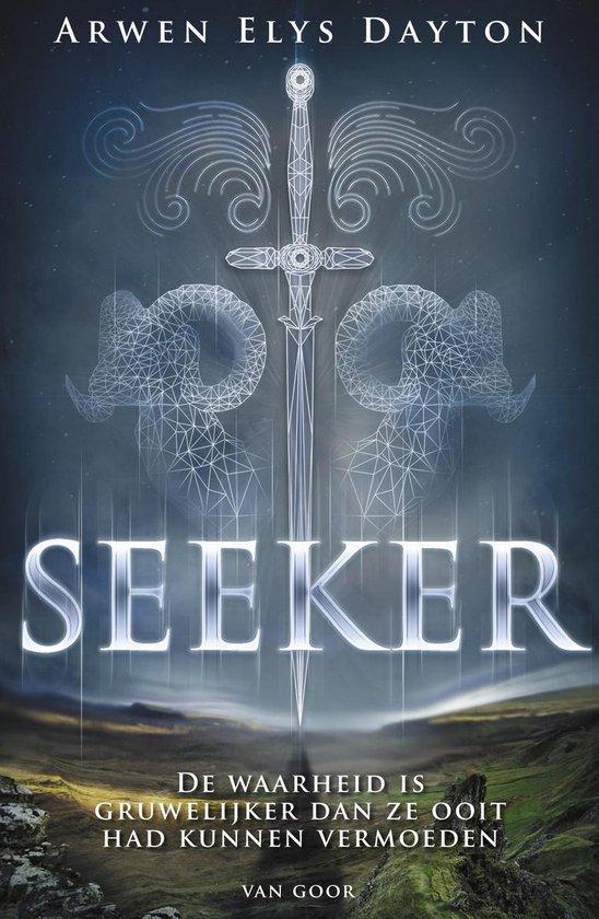 Seeker 1 - Seeker - Arwen Elys Dayton |