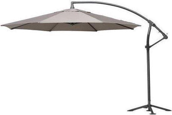 4 Seasons Outdoor - Parasol Divano - Ø 330 cm - Taupe