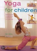 Boek cover Yoga For Children van Bel Gibbs