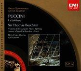 Puccini: La boh¿me / Beecham, de los Angeles, Bj¿rling, Amara et al