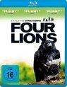 Four Lions (Blu-ray in Mediabook)