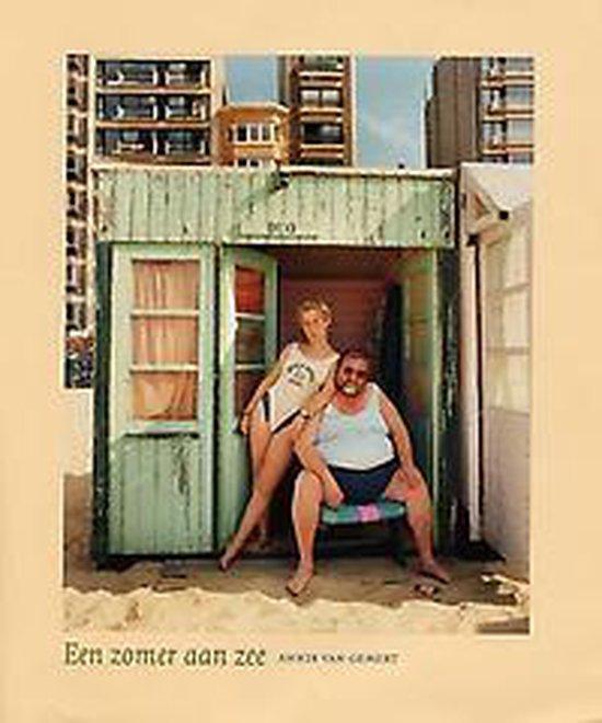 Cover van het boek 'Een zomer aan zee'
