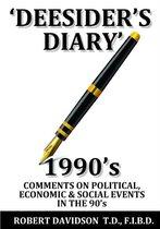 Deesider's Diary