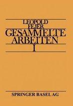 Leopold Fejer Gesammelte Arbeiten I