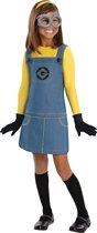 """""""Minions™ kostuum voor meisjes  - Kinderkostuums - 98/104"""""""