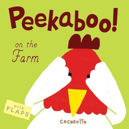 Peekaboo! On the Farm!