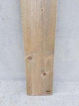 Steigerhouten plank 80 cm