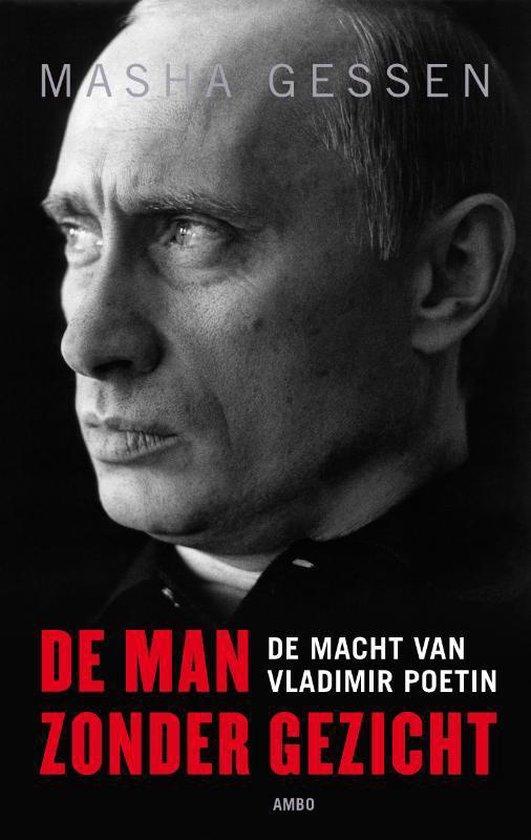 Cover van het boek 'De man zonder gezicht' van Mas¿A Gessen
