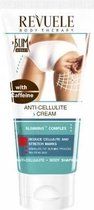 REVUELE® Anti-Cellulite Cream Met Caffeine 200ml.