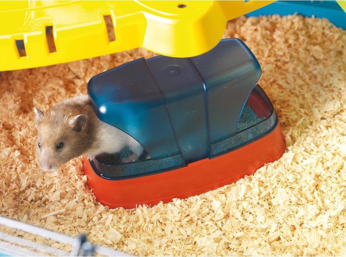Hamstertoilet - Knaagdier - 17 x 10 x 10 cm - Savic