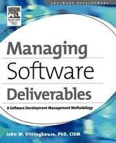 Managing Software Deliverables