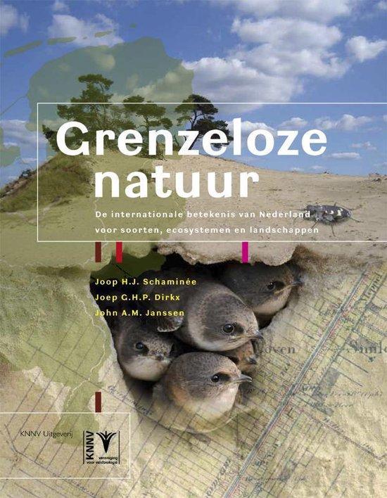 Grenzeloze natuur - Joop Schaminee pdf epub