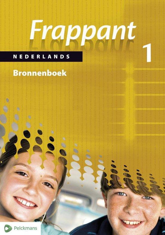 Frappant Nederlands 1 Bronnenboek - none |