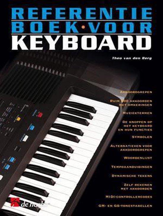 Referentieboek Voor Keyboard - Th.J.G. van den Berg | Fthsonline.com