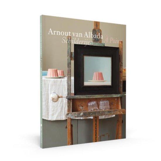 Monografieen van het Drents Museum over hedendaagse figuratieve kunstenaars 18 - À Point - Arnout van Albada |