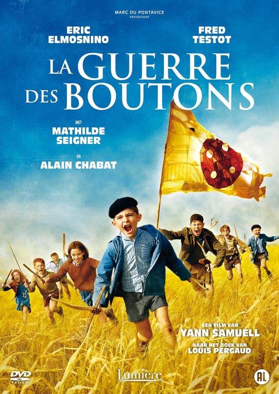 Cover van de film 'La Guerre Des Boutons'
