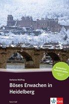 Tatort DaF - Böses Erwachen in Heidelberg (A2-B1) Buch + Acc