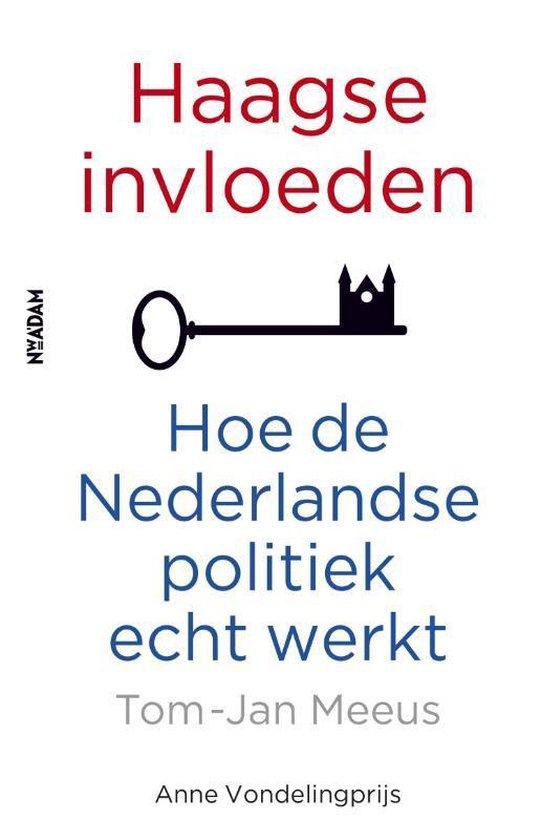 Boek cover Haagse invloeden van Tom-Jan Meeus (Paperback)