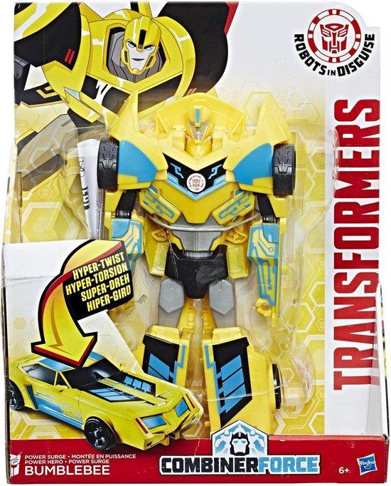 Transformers RID Hyper Change Power Surge Bumblebee - 20 cm - Robot