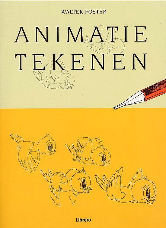 Animatie tekenen - Walter Foster |